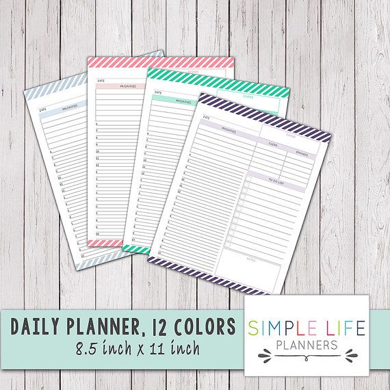 daily planner sheets tutornowinfo - daily planner sheets