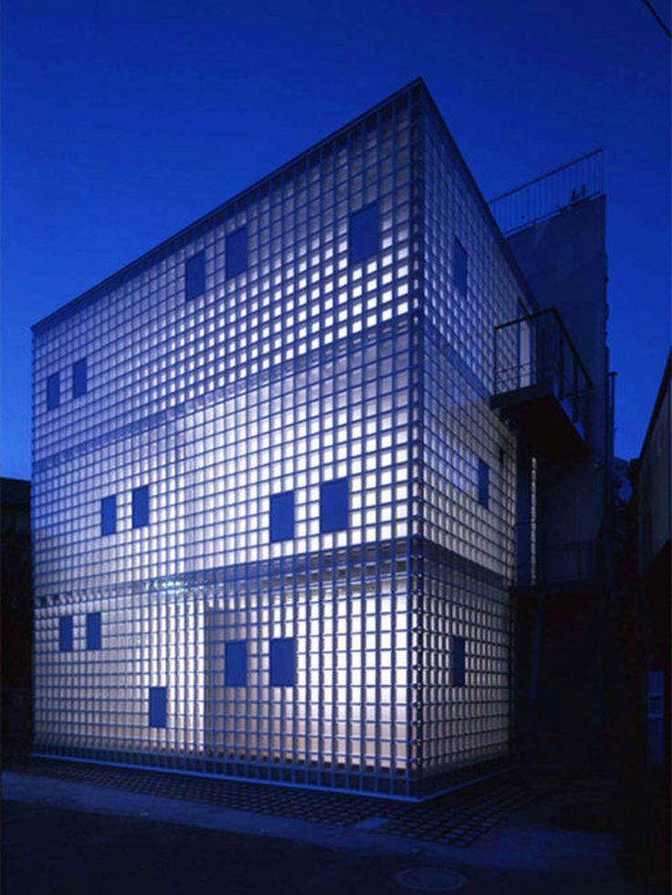 Glass Building Blocks : Best images about glass block on pinterest office