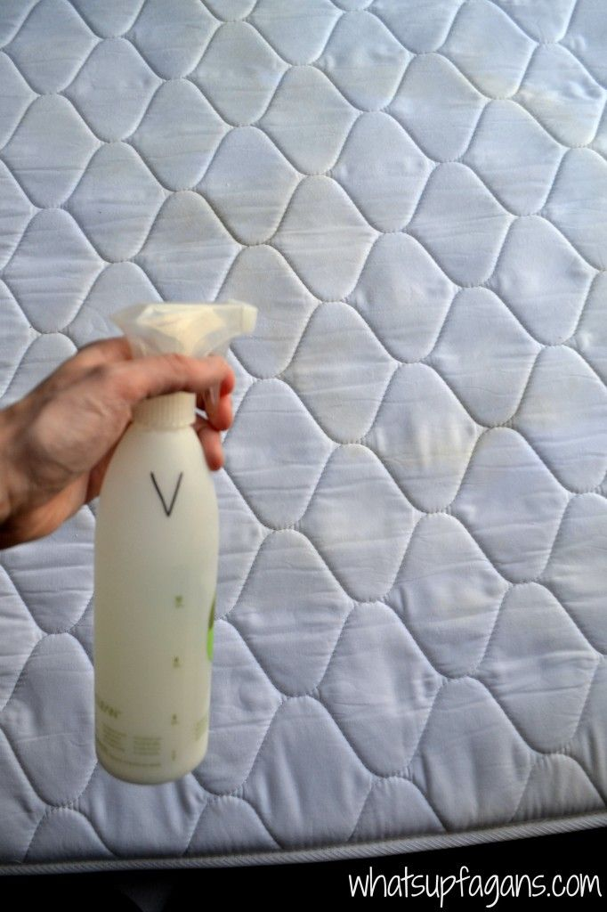 How To Easily Remove Old Stain And Smell From A Mattress