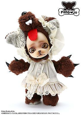 Pang-ju Cookie pang Groove Wolf mini ball jointed doll animal BJD in USA