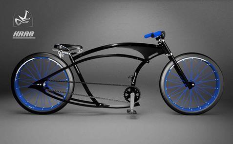 comprehensive design by Adrian Łucejko:  KRAB low custom