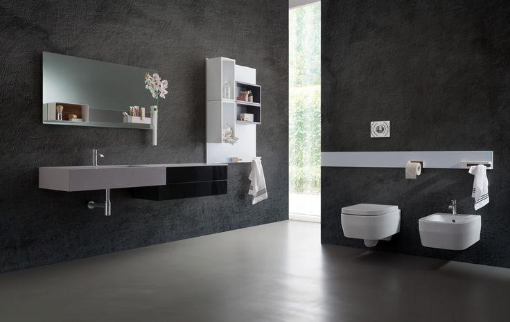 Ronda bathroom rendering