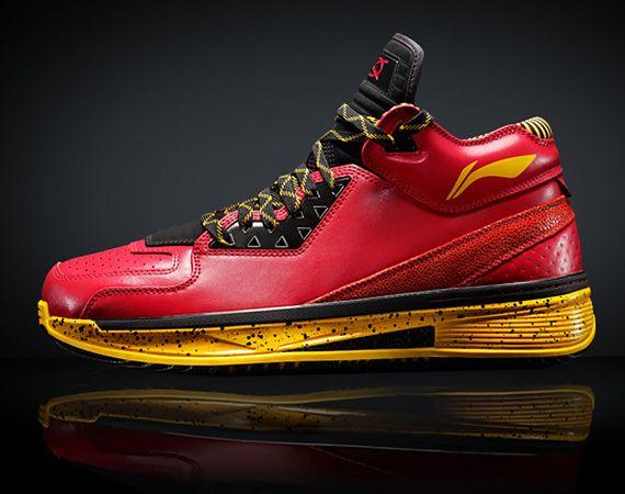 "Li Ning Way of Wade 2.0 ""Code Red"" 
