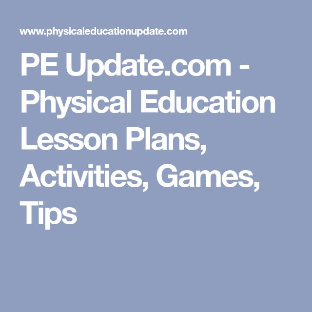 Best 25+ Physical education lesson plans ideas on Pinterest - physical education lesson plan template