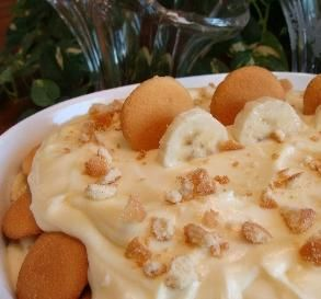 "Blow-Your-Mind Banana Pudding: ""Wow! That's the only word that's appropriate for this wonderful pudding. Super easy to put together and lovely to the taste buds!"" -Laudee"