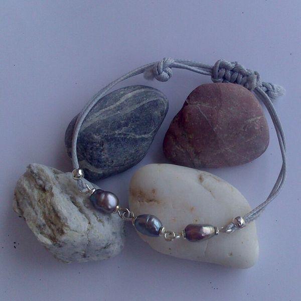 sweetwater pearls bracelet van BeeDelighted Jewelry op DaWanda.com
