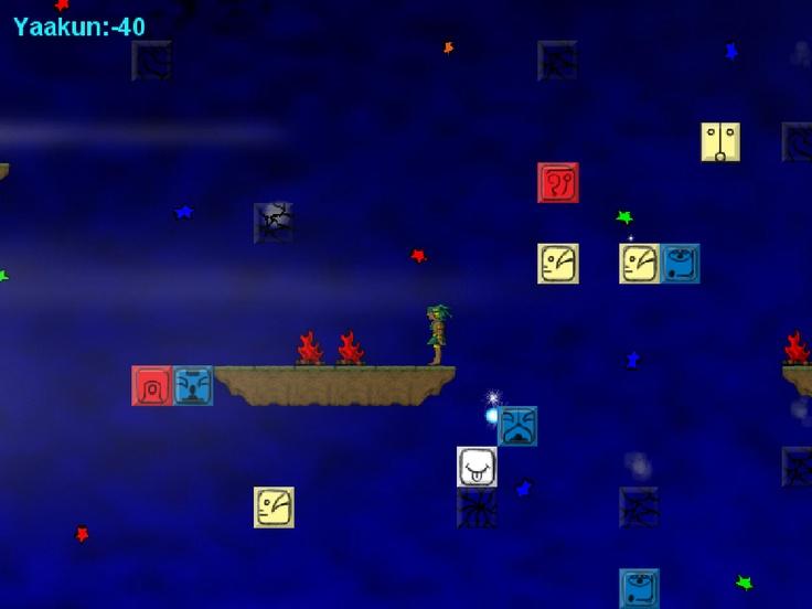 Final demo screenshot, kines everywhere!