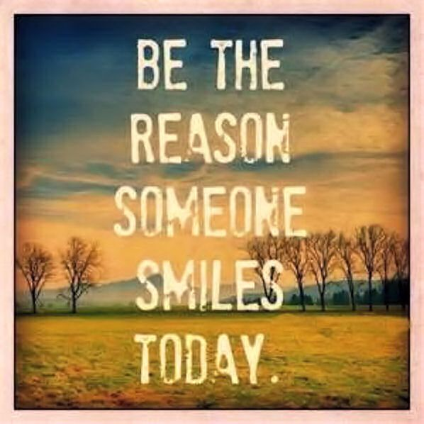 The Reason Someones Smile Pictures, Photos, and Images for Facebook, Tumblr, Pinterest, and Twitter