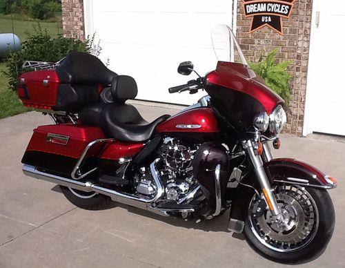 2012 Harley Davidson Ultra Classic Limited FLHTK, Price:$18,950. Marshfield, Missouri #hd4sale #motorcycle