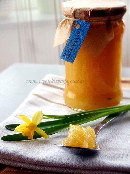 Konfitura ananasowa/ Pineapple jam
