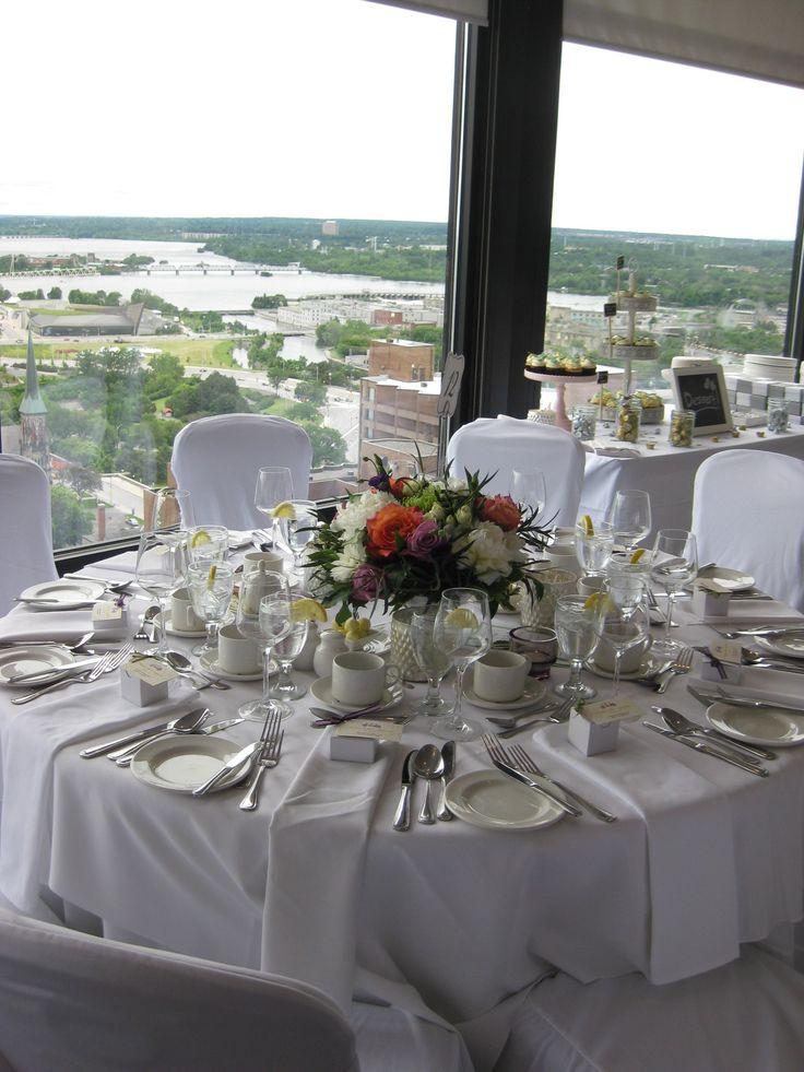 June 2013 Wedding in the Pinnacle Room