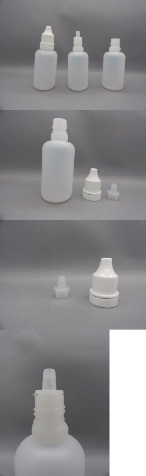 Other Health and Beauty: Squeeze Plastic Bottle Eye Dropper Oil Liquid Glue 30 Ml 1 Oz Screw Cap Lot -> BUY IT NOW ONLY: $169.99 on eBay!