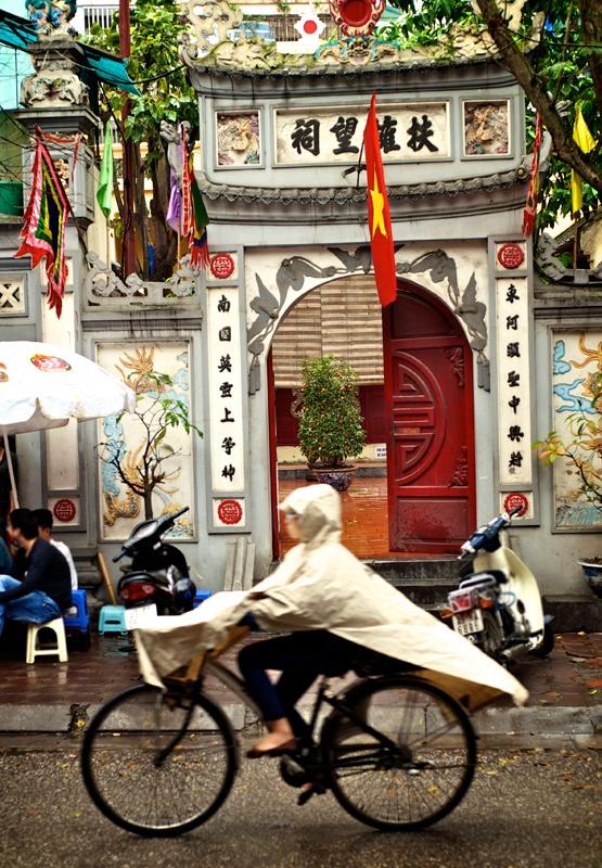 Hanoi, Vietnam. Photo © Millie Brown