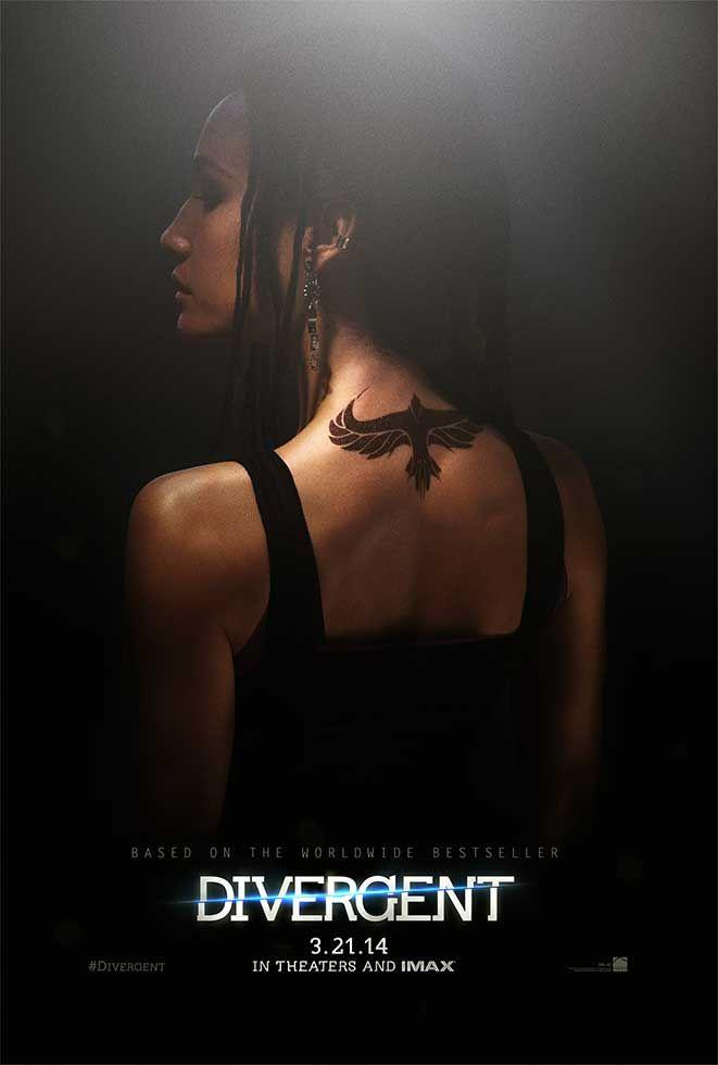 Divergente le film, après Twilight, Hunger Games , un univers post-apocalyptique avec Shailene Woodley, Theo James, Kate Winslet, Maggie Q, Ray Stevenson