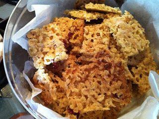 Kiosko di frutti di bosco: Pika kaurakeksit - biscotti di avena veloci
