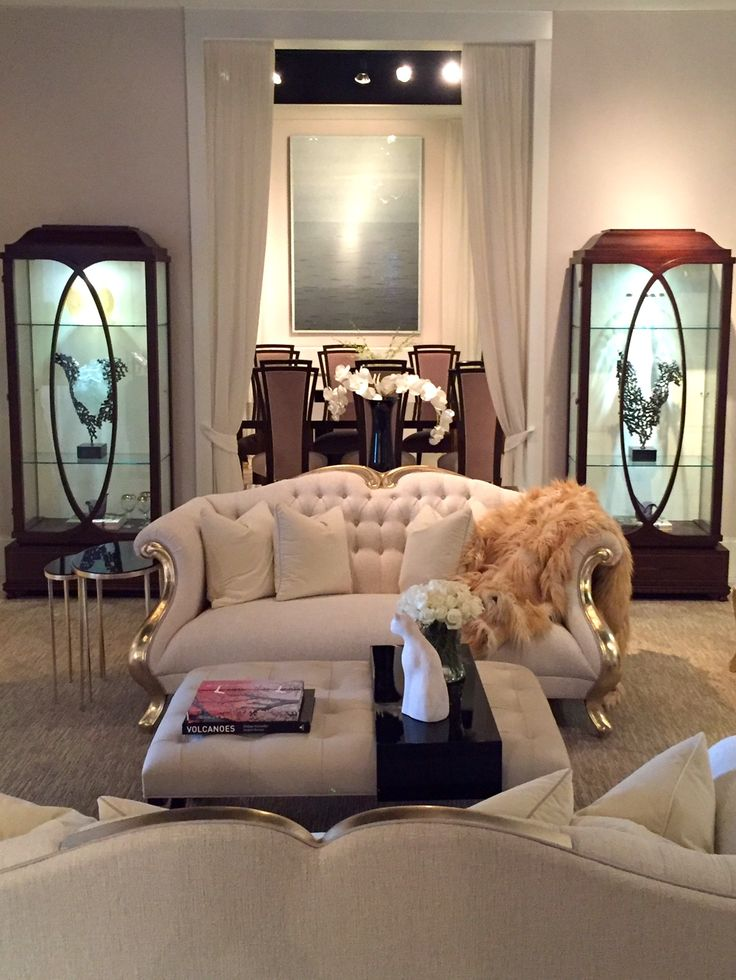 What Better Way To Bring A Dash Of Glamour And Elegance To Your Living Room  Than Adding Fur Throws To Your Furniture This Winter Season!