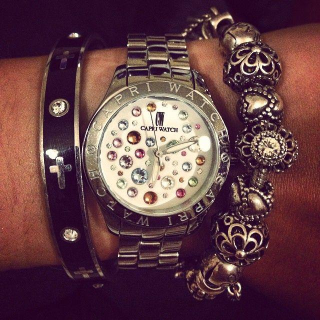 Un ricco #capriwatch