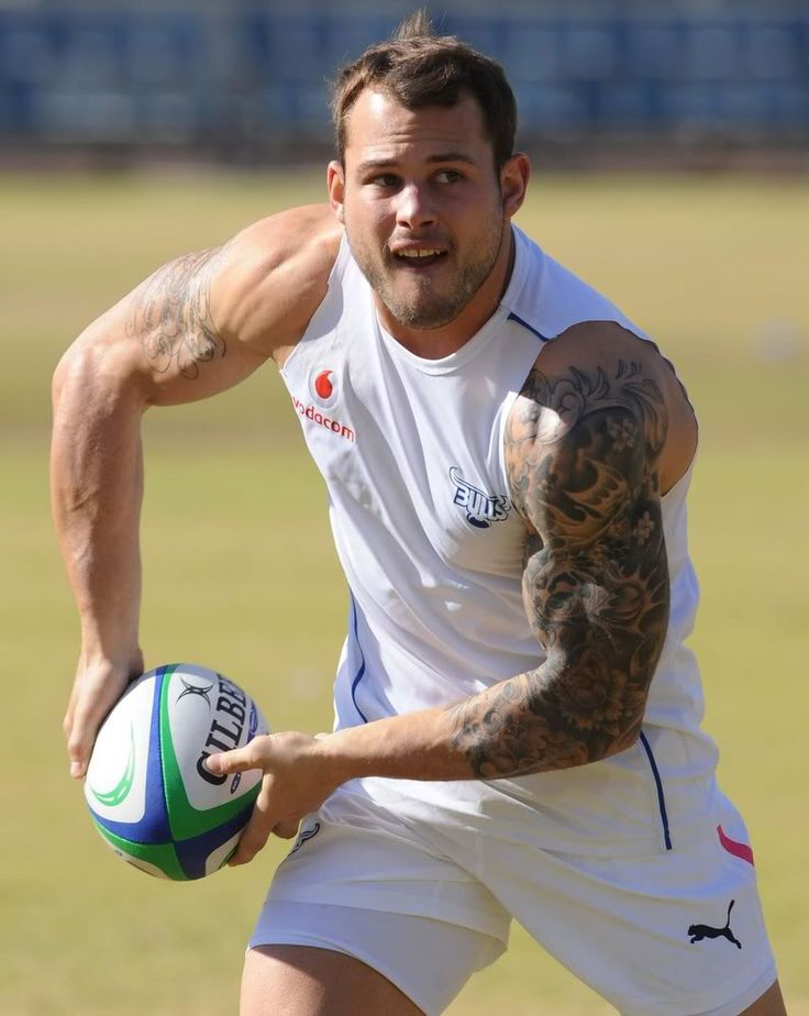 Francois Hougaard (Rugby Union)