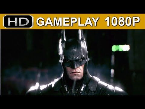 Batman Arkham Knight Gameplay 1080p HD (E3 2014)