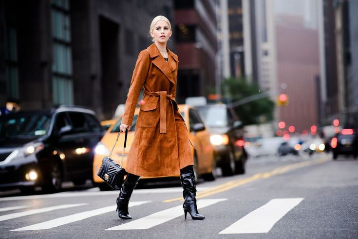 The Best Street Style at New York Fashion Week Day 6
