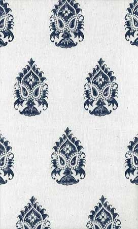 Les indiennes fabric