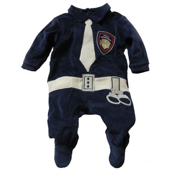 Moi, quand je serai grand, je serai policier....chez Gaspard et Zoe    Cadeaux de naissance ou pas pour les petits...   Vêtements bébé, Bebe et  Pyjama bébé b4150441748