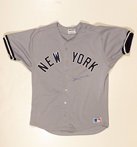 Billy Martin Signed Autographed New York Yankees Jersey JSA Authentic -- You can get additional details at the image link.