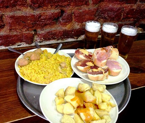 El Tigre, dove mangiare tapas a Madrid spendendo poco | #Madrid #TRAVELSTALES