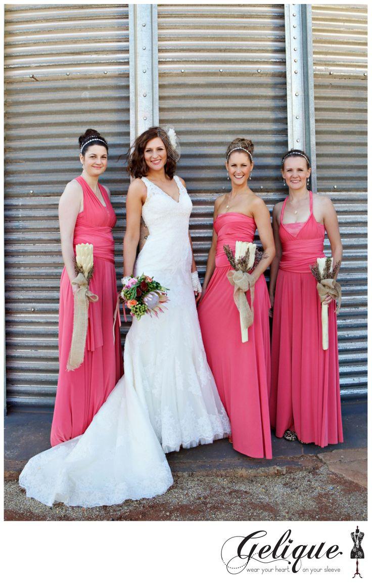 133 best gelique real bridesmaids images on pinterest bridesmaid infinity convertible bridesmaids dresses geliqueonline ombrellifo Gallery
