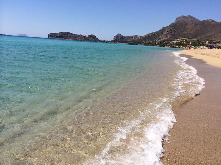 Παραλία Φαλάσαρνα (Falasarna Beach) in Χανιά, Χανιά
