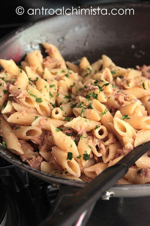 Le 443 Migliori Idee Su Ricette Primi Piatti Su Pinterest: tuna and philadelphia pasta