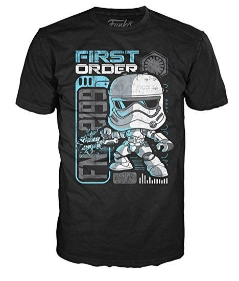 Funko Pop! Star Wars First Order FN 2199 T-Shirt (affiliate link)