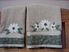 Toalha de Rosto e de Banho | Mirian Fernandes | Flickr