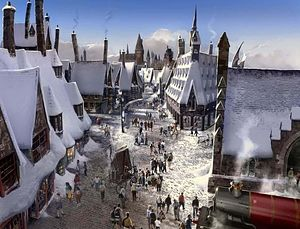 """You got: Hogsmeade from """"Harry Potter"""" You're obviously looking for someplace quaint and friendly… the sort of place where everyone knows your name. If wizards are your kind of people, Hogsmeade is your kind of place. 