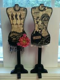 love vintage dressforms.   # Pinterest++ for iPad #