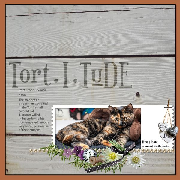 Tortitude by DogArtist. Kit: Mystery of Jasmine by Graphic Creations http://scrapbird.com/designers-c-73/d-j-c-73_515/graphic-creations-c-73_515_556/mystery-of-jasmine-by-graphic-creations-p-16893.html