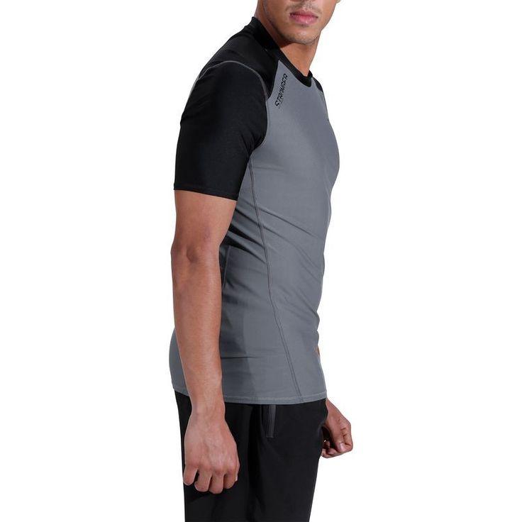 Fitness_Fitnesskleding Kleding - T-shirt