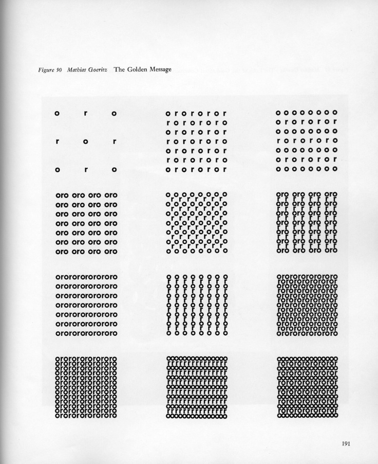 Selections from Mary Ellen Solt's Concrete Poetry: A World View