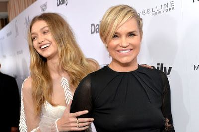 Yolanda Hadid Shuts Down Rumors That Her Daughter Gigi Hadid Is Pregnant!