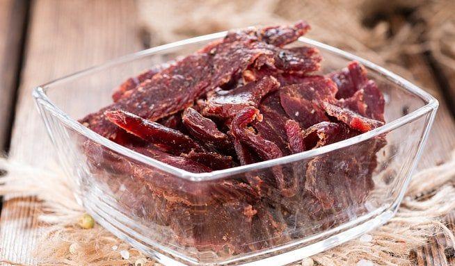 Sušené maso je bez tuku a nabité bílkovinami - Vitalia.cz