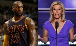Laura Ingraham Thinks Athletes Should Shut Up and Dribble