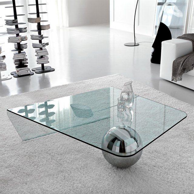 Interior Design   Cattelan Italia Globe Glass Coffee Table By Giorgio  Cattelan P 2762