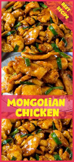 BEST RECIPES : HOW TO MAKE MONGOLIAN CHICKEN | Creator Recipes