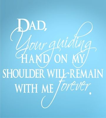 Your Guidance on My Shoulder