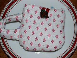 Gyereketető: Csésze textilből - tutorial