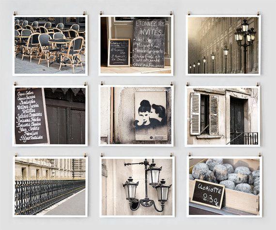 Paris Photography Collection  Black French by TheParisPrintShop, $145.00