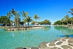 Redcliffe Lagoon, QLD.