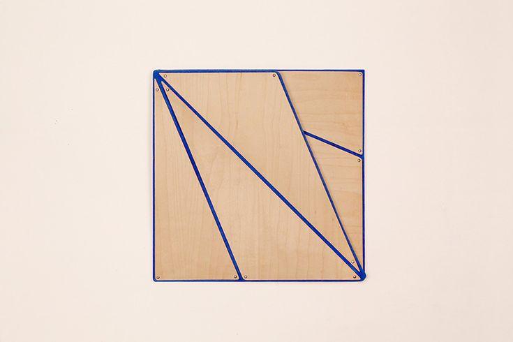 yingxi zhou folds facet bag series using origami shapes