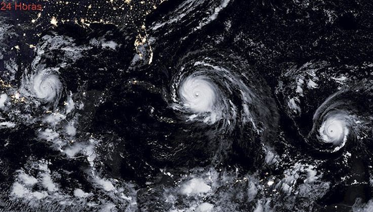 Huracanes y terremotos: ¿Existen seguros especiales para el viajero ante fenómenos naturales?