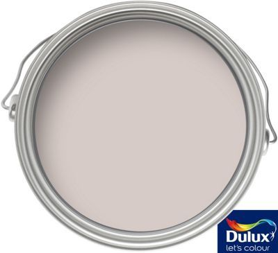 Dulux Mellow Mocha - Matt Emulsion Paint - 2.5L | Homebase